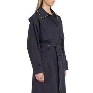 Trenchcoat, trench, classic, coat, trendy coat
